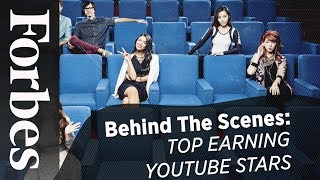 YouTube's Richest: Behind The Scenes