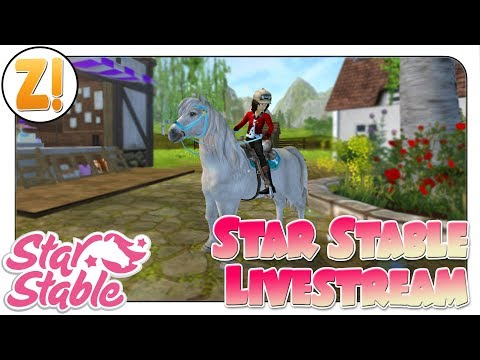 Star Stable [SSO]: Entspannt in die neue Woche  [10.07.2017] #79 | Let's Play [DEUTSCH]