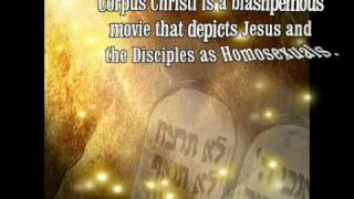 Blasphemous Movie Corpus Christi Warn Others