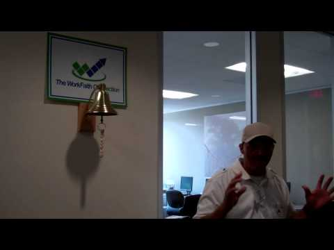 Hear Larry share of how he got his new JOB and ring the bell... Loudly! :D