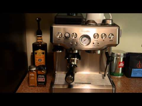First Look Review - Breville Barista Express (Part I)