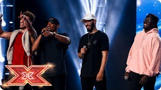 Can Rak-Su change Simon's mind? | Six Chair Challenge | The X Factor 2017