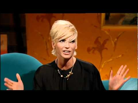 Sarah Harding : Interview (Alan Carr Chatty Man 2009)