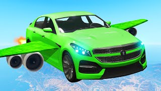 *NEW* 1000MPH TOP SPEED CAR In GTA 5! (NEW DLC)