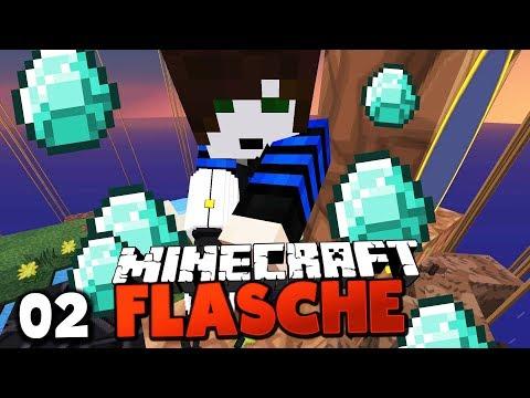Es REGNET DIAMANTEN ☆ Minecraft FLASCHE #2