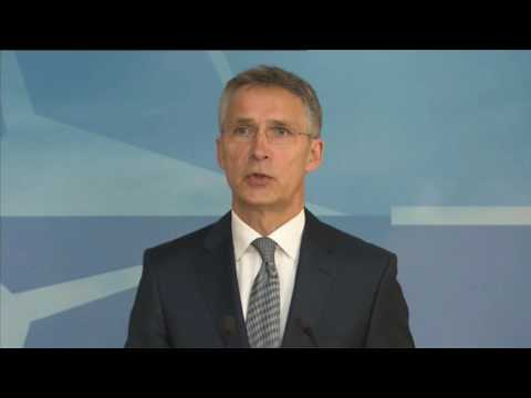 #NATO foreign affairs ministers meeting