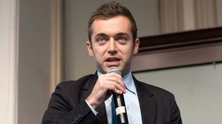 Michael Hastings and The War on Journalism  6/23/13