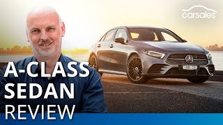 2019 Mercedes-Benz A-Class Sedan Review | carsales