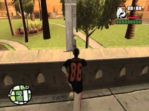 gta san andreas  [LOQUENDO]  jackass 2010-2011 (parte 1)