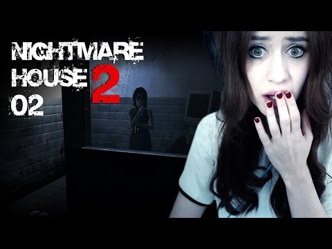 Let's Play: Nightmare House 2 [HORROR] [FACECAM] #02
