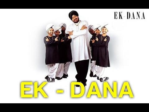 Ek Dana Ni Do Dane - Daler Mehndi - Punjabi - Full Song video