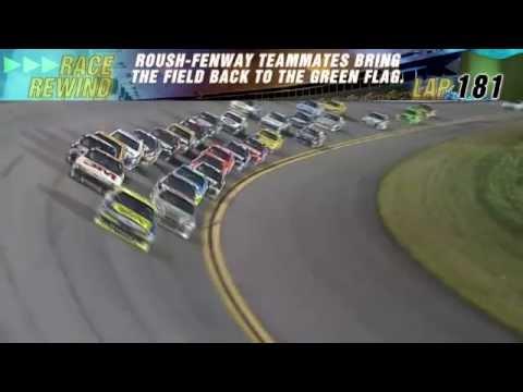 Race Rewind: 2012 Daytona 500