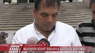 Huzur mahallesi sakinlerinden belediye iddas� ! (V�DEO)