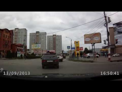 Highscreen Black Box Drive (пасмурный день, Full HD 1920x1080p25)