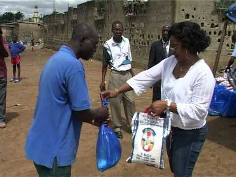 African Helping Hands in Abidjan, Ivory Coast
