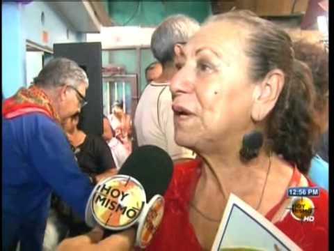 TVC Hoy Mismo- Con misa capitalinos agradecieron a Dios los 436 años de Tegucigalpa
