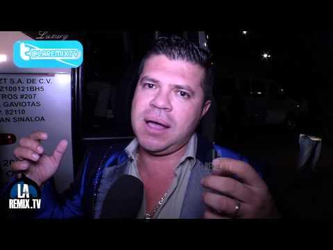 Entrevista a Jorge Medina, líder de la Arrolladora Banda el Limón reaccionar