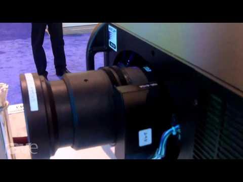 InfoComm 2013: Digital Projection Shows Off its Mercury Series