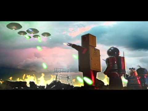 Aliens Robot Robots vs Aliens Teaser