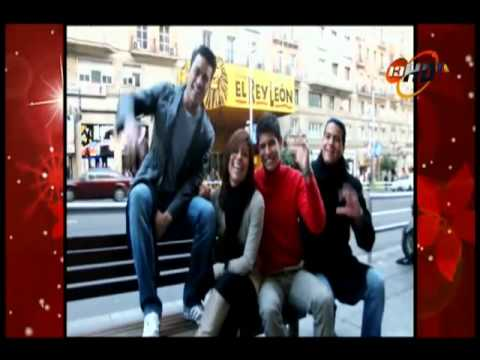 Carlos Rivera y hermanos desde Madrid España - YouTube