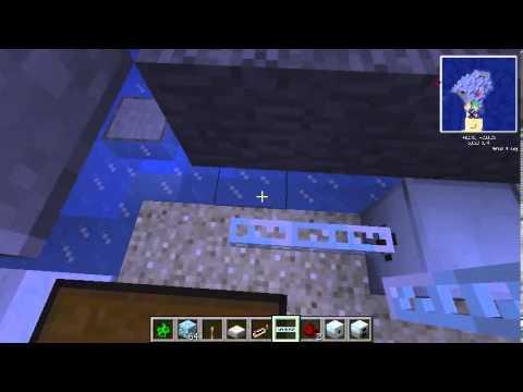 Как сделать катушку теслы minecraft