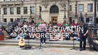 Ukuleles in Worcester