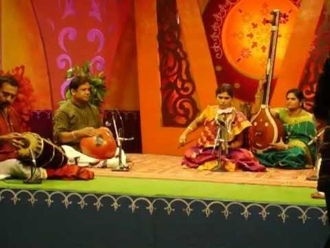 Krishnaveni Violin Garuda Gamana