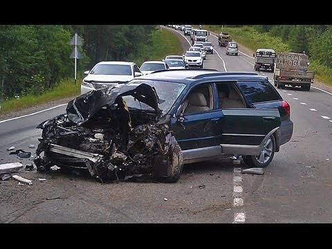 Car Accidents on video