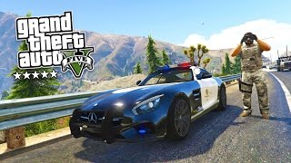 GTA 5 PC Mods - PLAY AS A COP MOD #15! GTA 5 Police Patrol LSPDFR Mod Gameplay! (GTA 5 Mod Gameplay)
