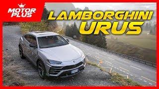 LAMBORGHINI URUS | SOUND ACCELERATION OFFROAD | 2019