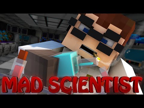 Minecraft | Mad Scientist Mod Showcase! (Cloning Mod, Clones, Science Mod)