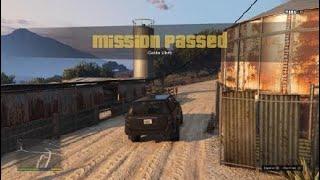 Grand Theft Auto 5 WALKTHROUGH Part 59 Caida Libre