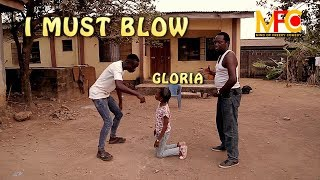 I MUST BLOW IN THIS INDUSTRY GLORIA (mind of freeky comedy) Easter latest funny comedy