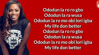 Tiwa Savage - One (lyrics)