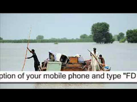 Sindh Flood - Donation Promo In Urdu (2011) Male.mpg
