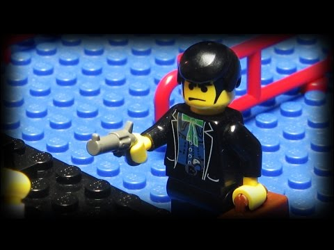 Lego Bank Robbery Music Videos