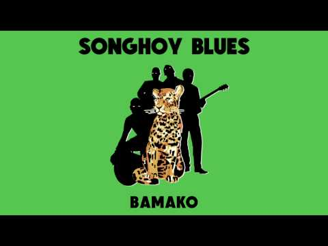 Songhoy Blues - Bamako (Official Audio)