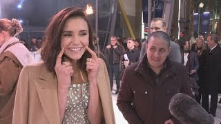 xXx: Return Of Xander Cage premiere: Nina Dobrev HINTS at Vampire Diaries news