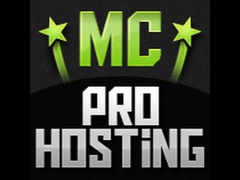 Mcprohosting minecraft server hosting