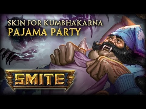New Kumbhakarna Skin: Pajama Party video