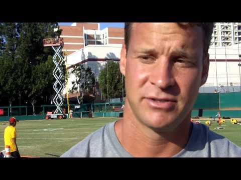 USC Fall Camp #18 - Lane Kiffin Presser