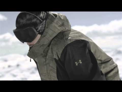 Dustin Craven In Under Armour ColdGear® Infrared