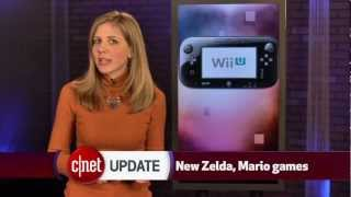 CNET Update - Wii U getting updates, new games