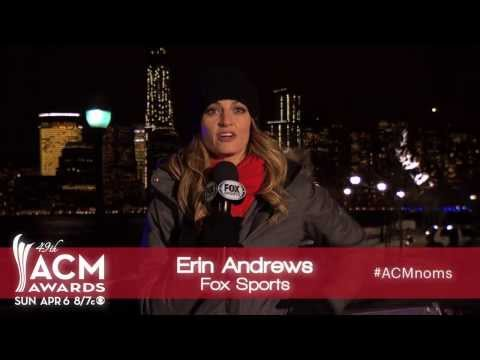 2014 ACM Awards Vocal Event of the Year Nominees Presented by Erin Andrews