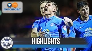 HIGHLIGHTS | Peterborough United vs Coventry City