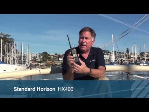 Standard Horizon HX400 VHF Radio
