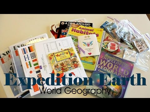 Expedition Earth World Geography & Science Curriculum