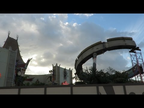 Disney's Hollywood Studios Hat Update, Citizens Of Hollywood & Lights, Motors, Action!!! (2.23.15)