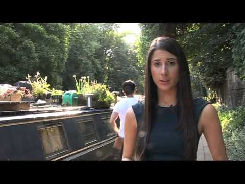 BBC London News: Emilia Papadopoulos - Overcrowding on London's Canals