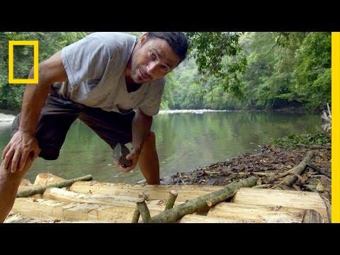 Rafting 101 | Primal Survivor